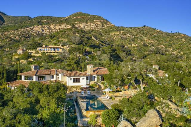 1379 Oak Creek Canyon Rd, Montecito, CA 93108 (MLS #20-1081) :: The Zia Group