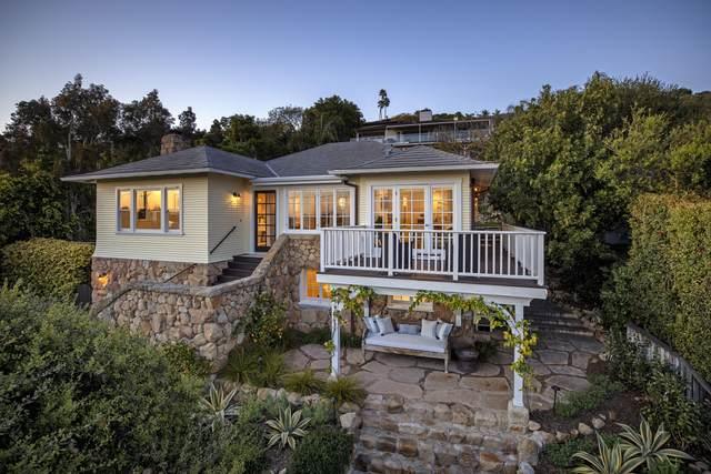 15 Rubio Rd, Santa Barbara, CA 93103 (#20-1083) :: SG Associates