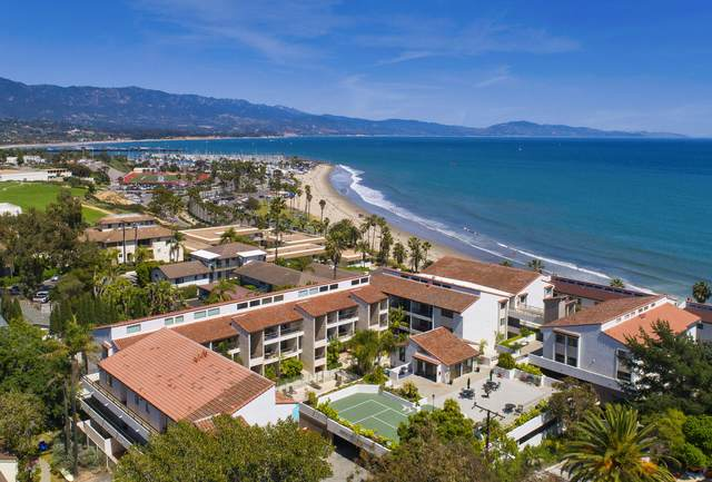 66 Barranca Ave #4, Santa Barbara, CA 93109 (MLS #20-1093) :: The Zia Group