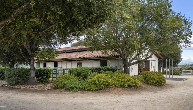 1200 Fredensborg Canyon Rd, Solvang, CA 93463 (MLS #20-1110) :: The Zia Group