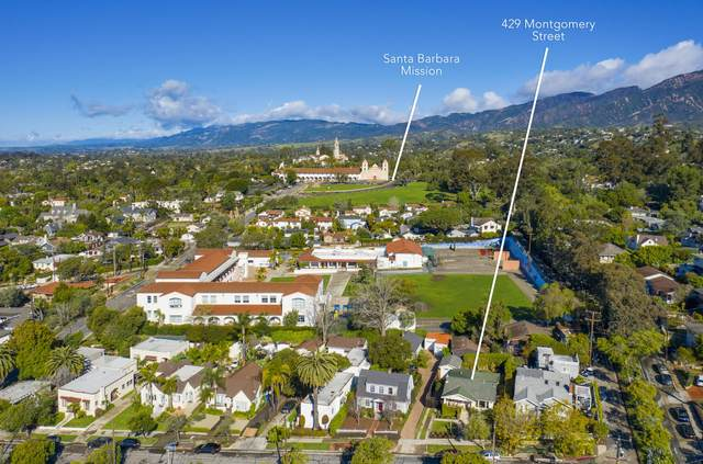 429 Montgomery, Santa Barbara, CA 93103 (MLS #20-1114) :: The Zia Group