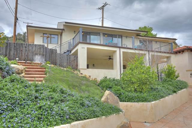 525 Conejo Rd, Santa Barbara, CA 93103 (MLS #20-1121) :: The Epstein Partners