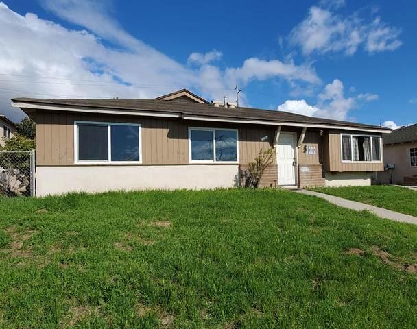 1002 S Railroad Ave, Santa Maria, CA 93458 (MLS #20-1150) :: Chris Gregoire & Chad Beuoy Real Estate