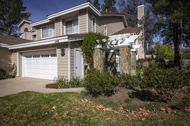 1108 Westcreek Ln, WESTLAKE VILLAGE, CA 91362 (MLS #20-117) :: The Epstein Partners