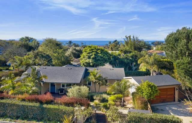 2203 Hudson Dr, Santa Barbara, CA 93109 (MLS #20-1180) :: The Epstein Partners