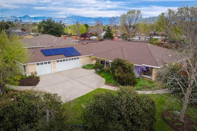 1316 Willow St, Santa Ynez, CA 93460 (MLS #20-1187) :: The Zia Group