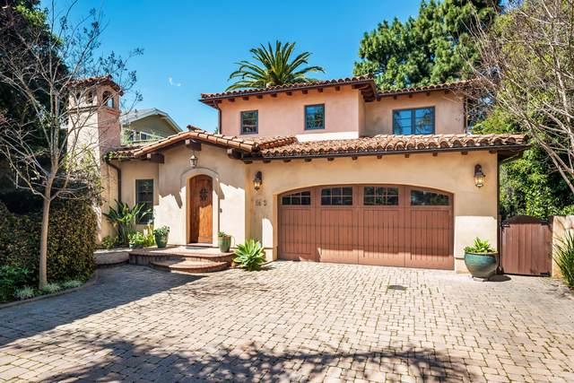 116 W Los Olivos St D, Santa Barbara, CA 93105 (MLS #20-1188) :: Chris Gregoire & Chad Beuoy Real Estate