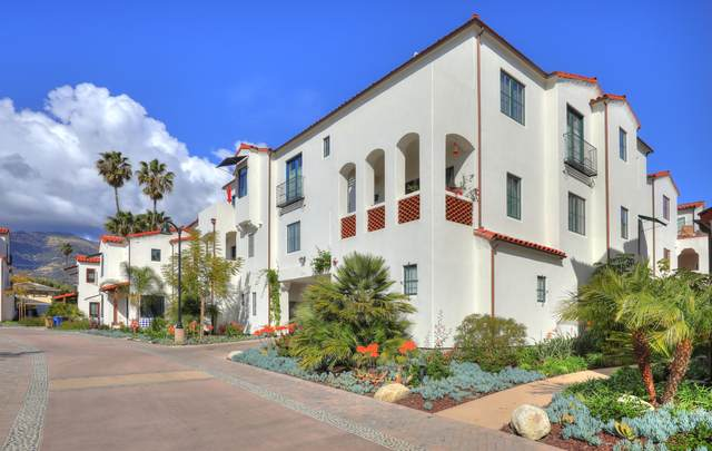 3724 State Street #207, Santa Barbara, CA 93105 (MLS #20-1191) :: The Epstein Partners