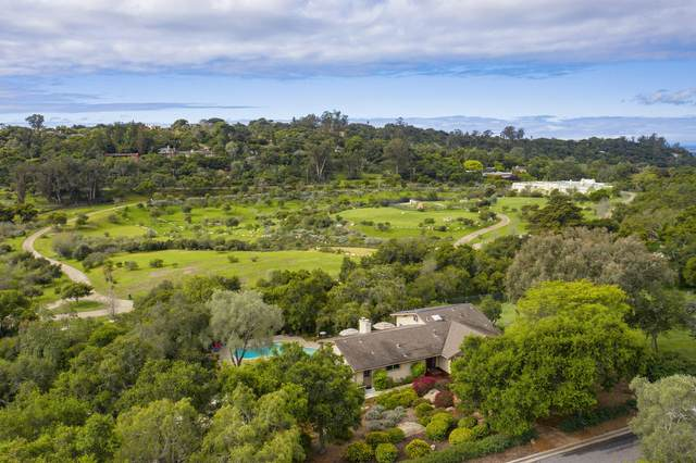 706 Rockwood Dr, Santa Barbara, CA 93103 (MLS #20-1195) :: Chris Gregoire & Chad Beuoy Real Estate