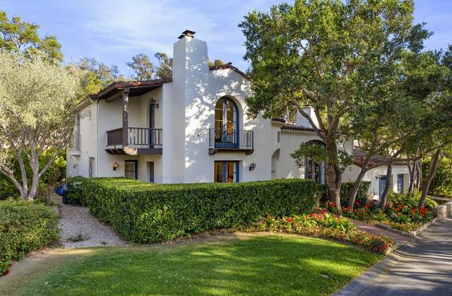 485 Monarch Ln, Santa Barbara, CA 93108 (MLS #20-1199) :: Chris Gregoire & Chad Beuoy Real Estate