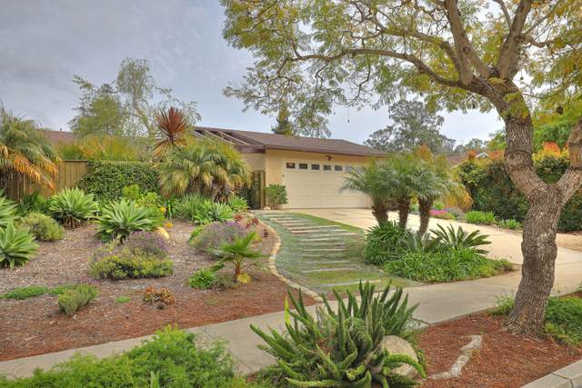 450 Puente Drive, Santa Barbara, CA 93110 (MLS #20-1206) :: The Epstein Partners