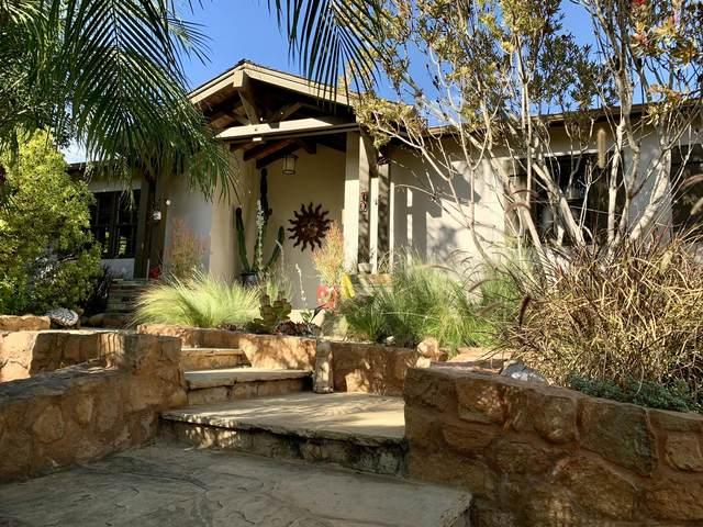 70 Skyline Circle, Santa Barbara, CA 93109 (MLS #20-1212) :: Chris Gregoire & Chad Beuoy Real Estate