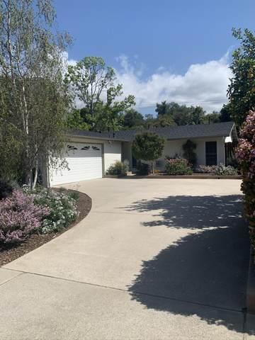 542 Pintura Dr, Santa Barbara, CA 93111 (MLS #20-1221) :: Chris Gregoire & Chad Beuoy Real Estate