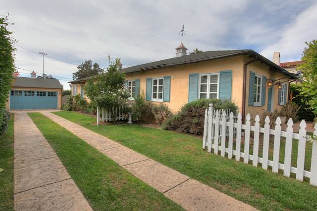 416 Orilla Del Mar, Santa Barbara, CA 93103 (MLS #20-1223) :: The Zia Group