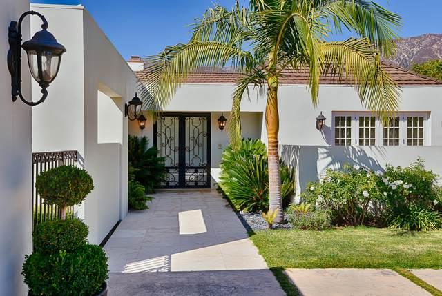 499 Crocker Sperry Dr, Santa Barbara, CA 93108 (MLS #20-1228) :: Chris Gregoire & Chad Beuoy Real Estate