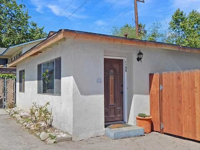 1133 Punta Gorda St, Santa Barbara, CA 93103 (MLS #20-1247) :: Chris Gregoire & Chad Beuoy Real Estate