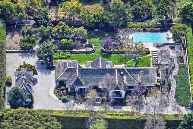 284 Santa Rosa Ln, Montecito, CA 93108 (MLS #20-125) :: The Zia Group