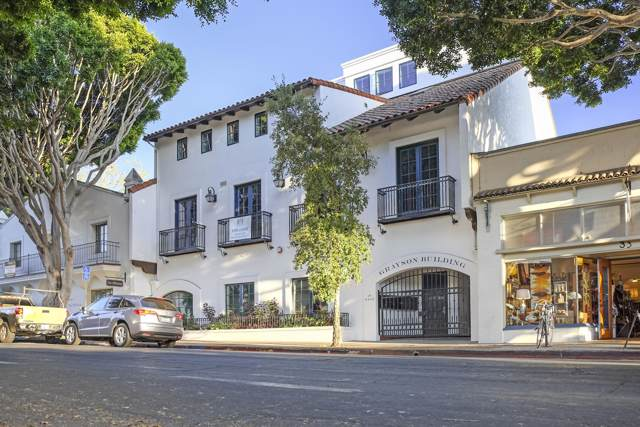 29 W Anapamu St, Santa Barbara, CA 93101 (MLS #20-126) :: The Zia Group