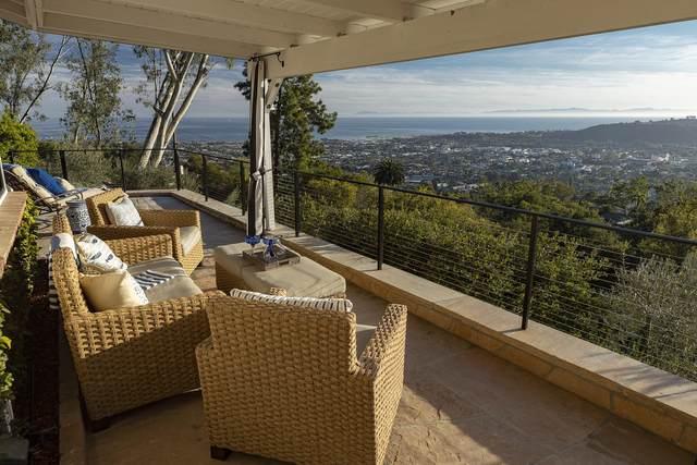 1704 Mission Ridge Rd, Santa Barbara, CA 93103 (MLS #20-1261) :: The Epstein Partners