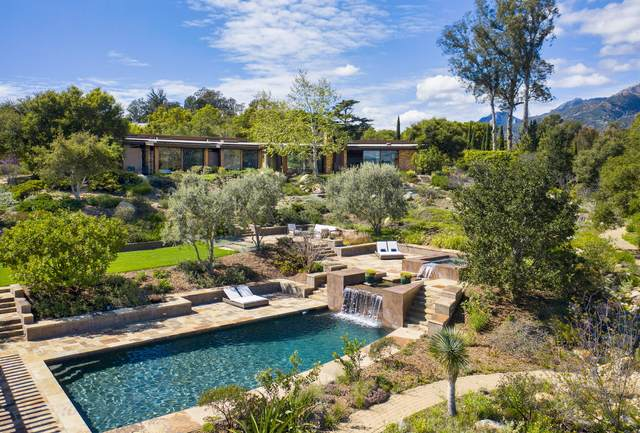 2662 Sycamore Canyon Rd, Montecito, CA 93108 (MLS #20-1265) :: The Zia Group