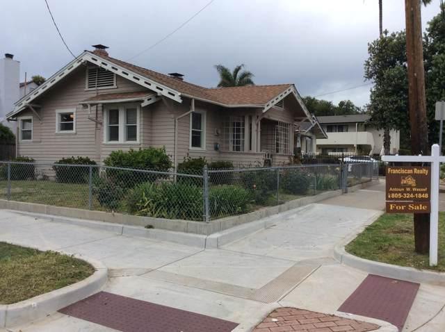 1901 San Pascual St, Santa Barbara, CA 93101 (MLS #20-1272) :: The Epstein Partners