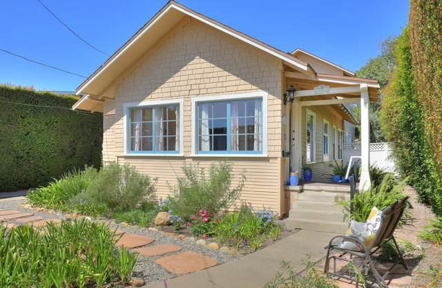 426 W Los Olivos St, Santa Barbara, CA 93105 (MLS #20-1273) :: The Epstein Partners
