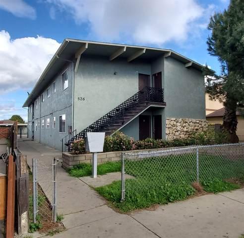 526 N L St, Lompoc, CA 93436 (MLS #20-1280) :: The Epstein Partners
