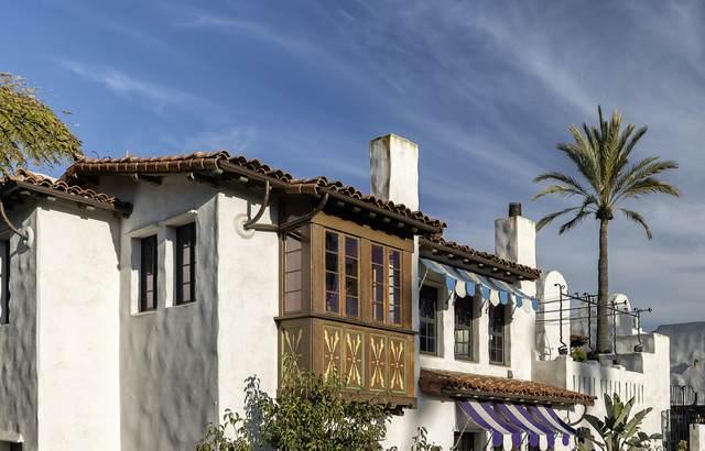 531 Chapala Street G, Santa Barbara, CA 93101 (MLS #20-1298) :: Chris Gregoire & Chad Beuoy Real Estate