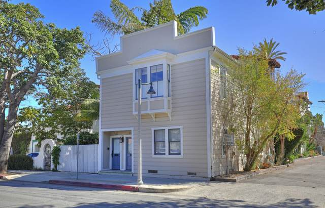 107 W Cota St, Santa Barbara, CA 93101 (MLS #20-1303) :: The Zia Group