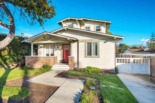 244 Palisades Dr, Santa Barbara, CA 93109 (MLS #20-1323) :: Chris Gregoire & Chad Beuoy Real Estate