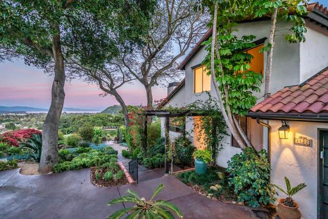 1122 Bel Air Dr, Santa Barbara, CA 93105 (MLS #20-1367) :: Chris Gregoire & Chad Beuoy Real Estate