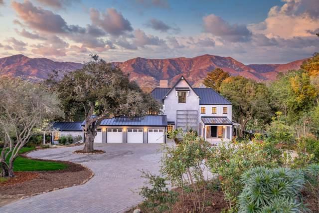 1930 Jelinda Dr, Montecito, CA 93108 (MLS #20-138) :: Chris Gregoire & Chad Beuoy Real Estate