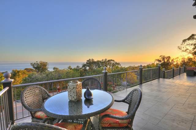 575 Braemar Ranch Ln, Santa Barbara, CA 93109 (MLS #20-1464) :: Chris Gregoire & Chad Beuoy Real Estate