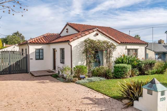220 E Alamar Ave, Santa Barbara, CA 93105 (MLS #20-147) :: The Epstein Partners