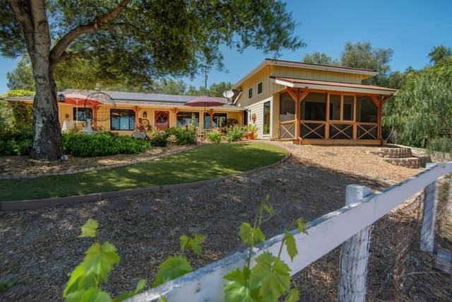 1873 N Refugio Rd, Santa Ynez, CA 93460 (MLS #20-1498) :: The Epstein Partners