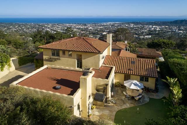 1600 Mira Vista Ave, Santa Barbara, CA 93103 (MLS #20-1509) :: The Zia Group