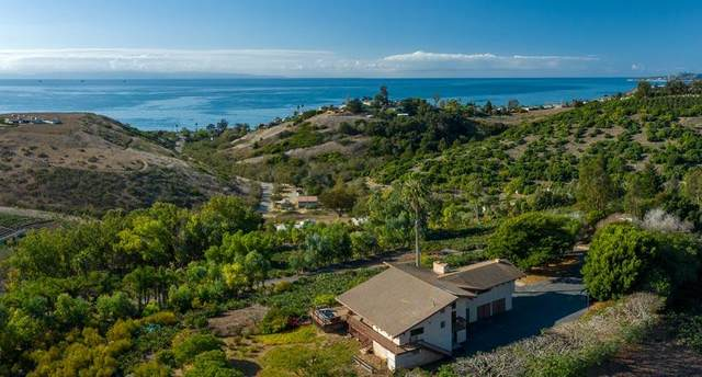 209 Greenwell Ave, Summerland, CA 93067 (MLS #20-1548) :: Chris Gregoire & Chad Beuoy Real Estate