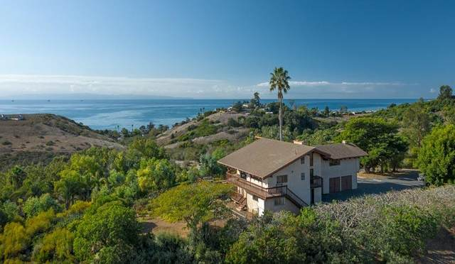 209 Greenwell Ave, Summerland, CA 93067 (MLS #20-1565) :: The Epstein Partners
