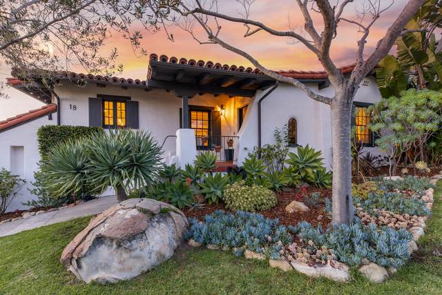 18 W Quinto St, Santa Barbara, CA 93105 (MLS #20-1569) :: Chris Gregoire & Chad Beuoy Real Estate