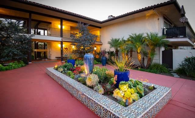 2525 State St #25, Santa Barbara, CA 93105 (MLS #20-1601) :: Chris Gregoire & Chad Beuoy Real Estate