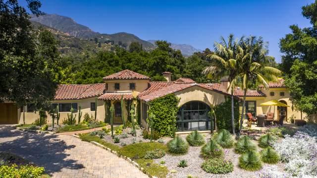 758 Via Manana, Santa Barbara, CA 93108 (MLS #20-1621) :: The Epstein Partners