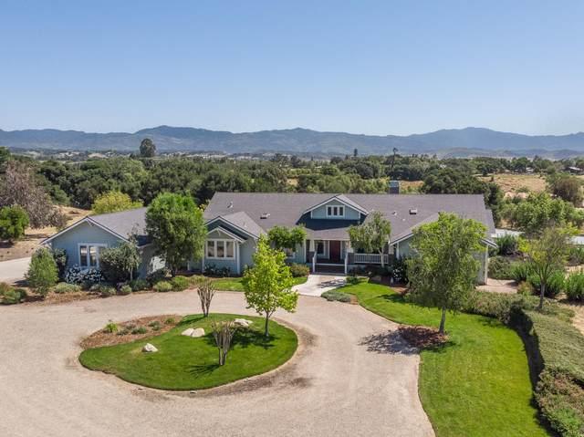 1712 N Refugio Rd, Santa Ynez, CA 93460 (MLS #20-1631) :: The Epstein Partners