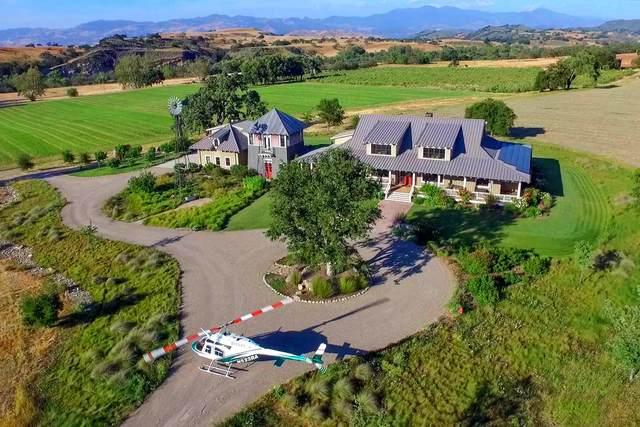 4500 Via Rancheros Rd, Santa Ynez, CA 93460 (MLS #20-1635) :: The Epstein Partners