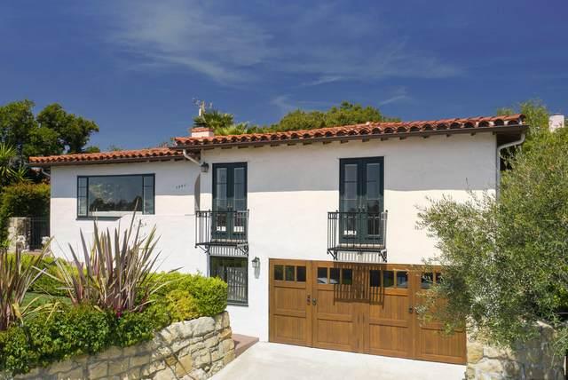 1221 Diana Ln, Santa Barbara, CA 93103 (MLS #20-1644) :: The Zia Group