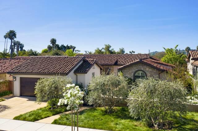3803 White Rose Ln, Santa Barbara, CA 93110 (MLS #20-1649) :: The Zia Group