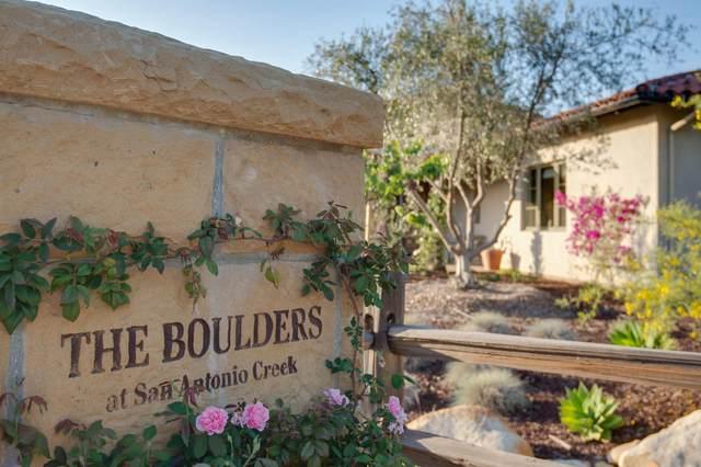 4701 Boulder Ridge Rd, Santa Barbara, CA 93111 (MLS #20-1669) :: The Epstein Partners