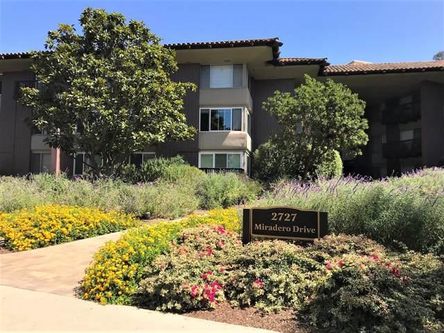 2727 Miradero Dr #306, Santa Barbara, CA 93105 (MLS #20-1684) :: Chris Gregoire & Chad Beuoy Real Estate