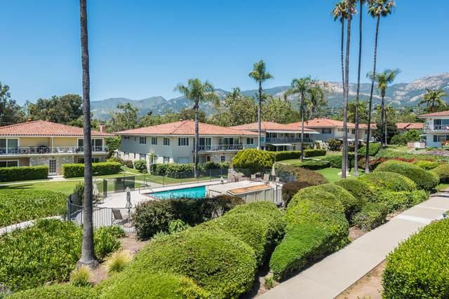 2627 State St #3, Santa Barbara, CA 93105 (MLS #20-1690) :: Chris Gregoire & Chad Beuoy Real Estate