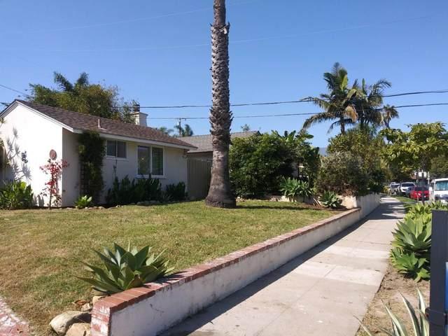1210 Del Oro Ave, Santa Barbara, CA 93109 (MLS #20-1699) :: The Zia Group