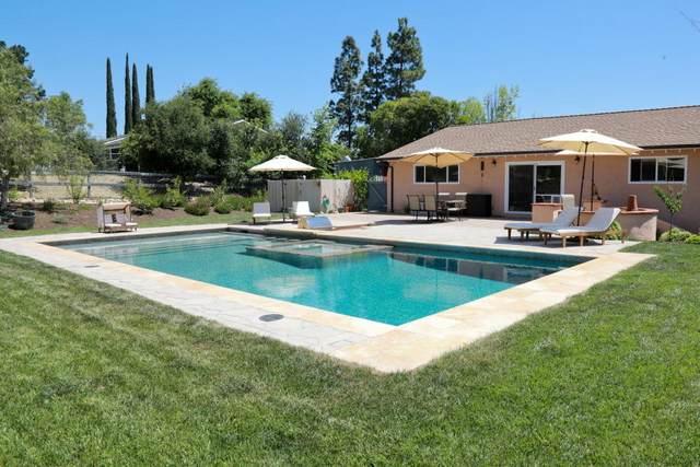 1231 N Refugio Rd, Santa Ynez, CA 93460 (MLS #20-1700) :: Chris Gregoire & Chad Beuoy Real Estate